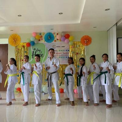 Vf Karate Session 2